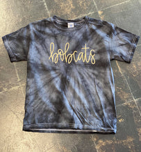 Load image into Gallery viewer, Bobcats Tie Dye Tee