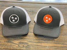 Load image into Gallery viewer, Charcoal Tristar Hats