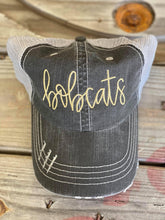 Load image into Gallery viewer, Giles Co Bobcats Hat