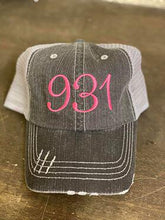 Load image into Gallery viewer, 931 Embroidered Hat