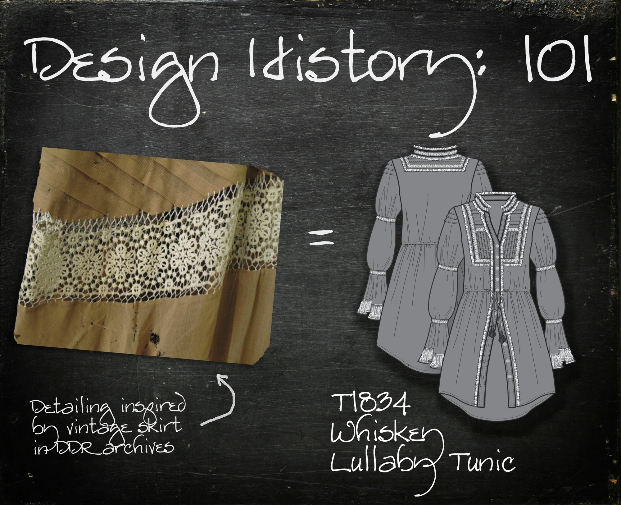 Design History 101: Whiskey Lullaby