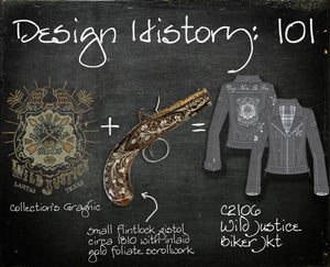 Design History 101: Wild Justice