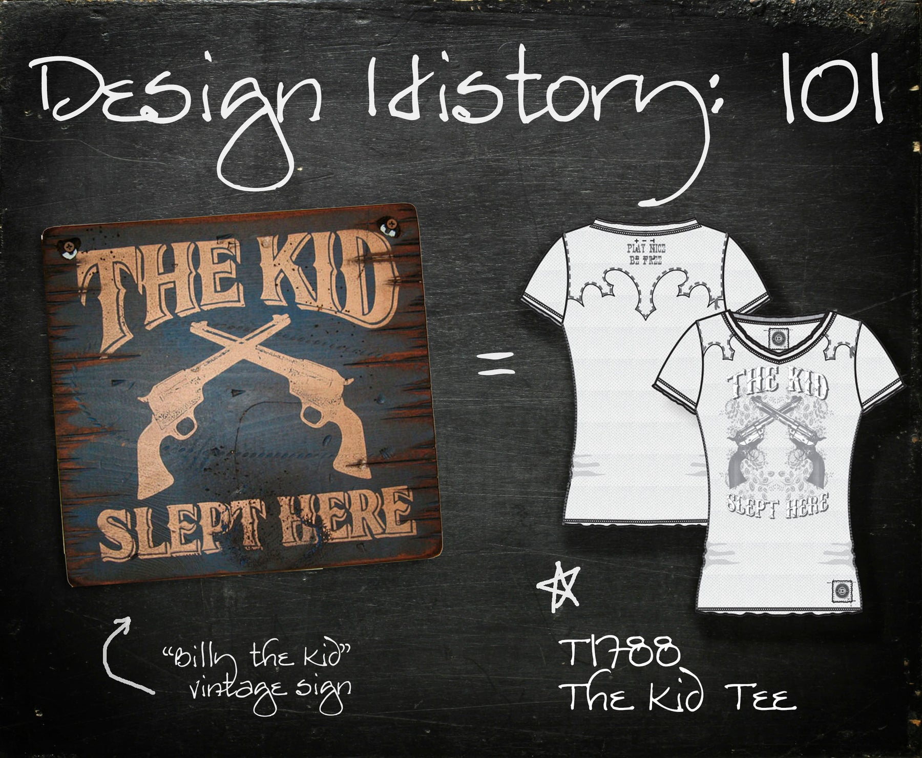 Design History 101: The Kid (Slept Here)