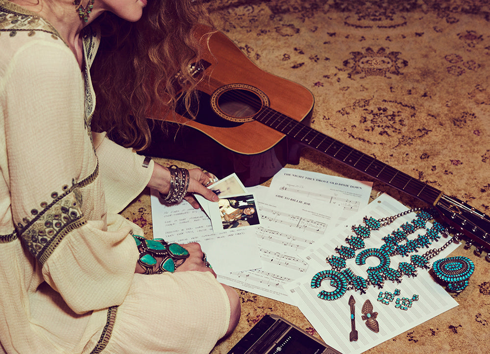 Cher, Muscle Shoals and Southwest Jewelry