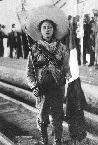 Who Was Adelita?