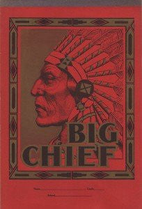 Rememories: Back to School & Big Chief Tablets