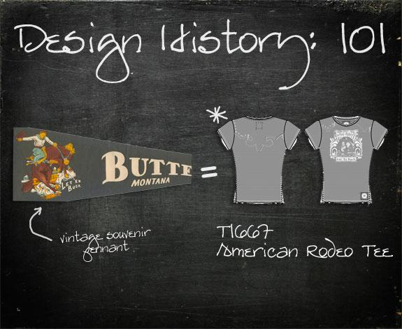 Design History 101: American Rodeo