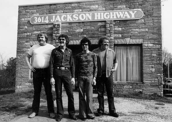 Sounding Off on Muscle Shoals