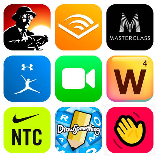 Quarantined? There's an App For That