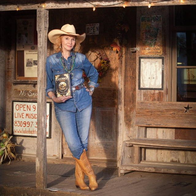 Luckenbach Legacy: Becky Crouch Patterson