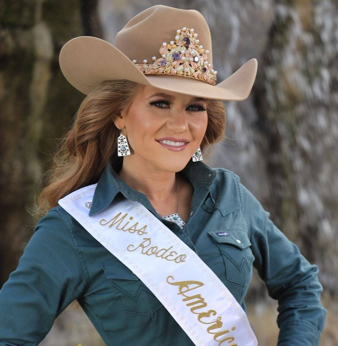 Meet Miss Rodeo America 2020: Jordan Tierney