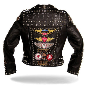 "Still ""Perfecto"" — The Timeless Badass Biker Jacket"