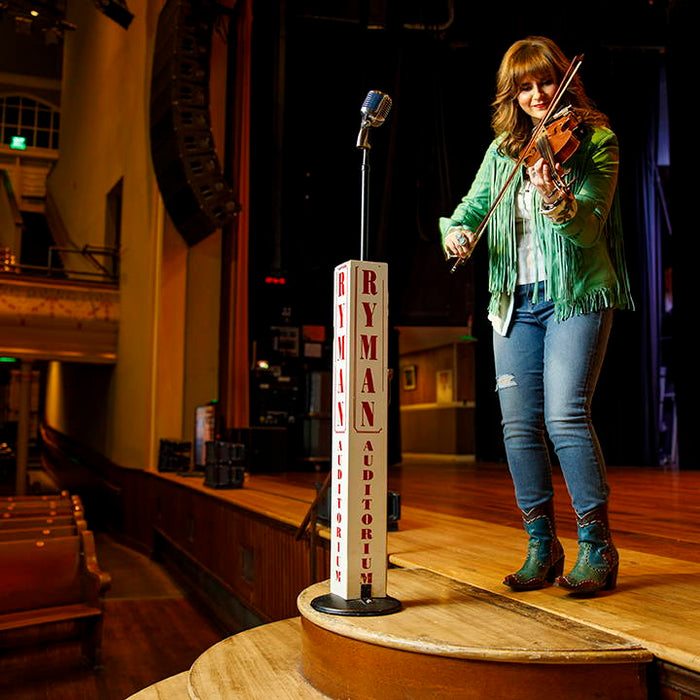 Behind The Scenes at The Ryman Auditorium