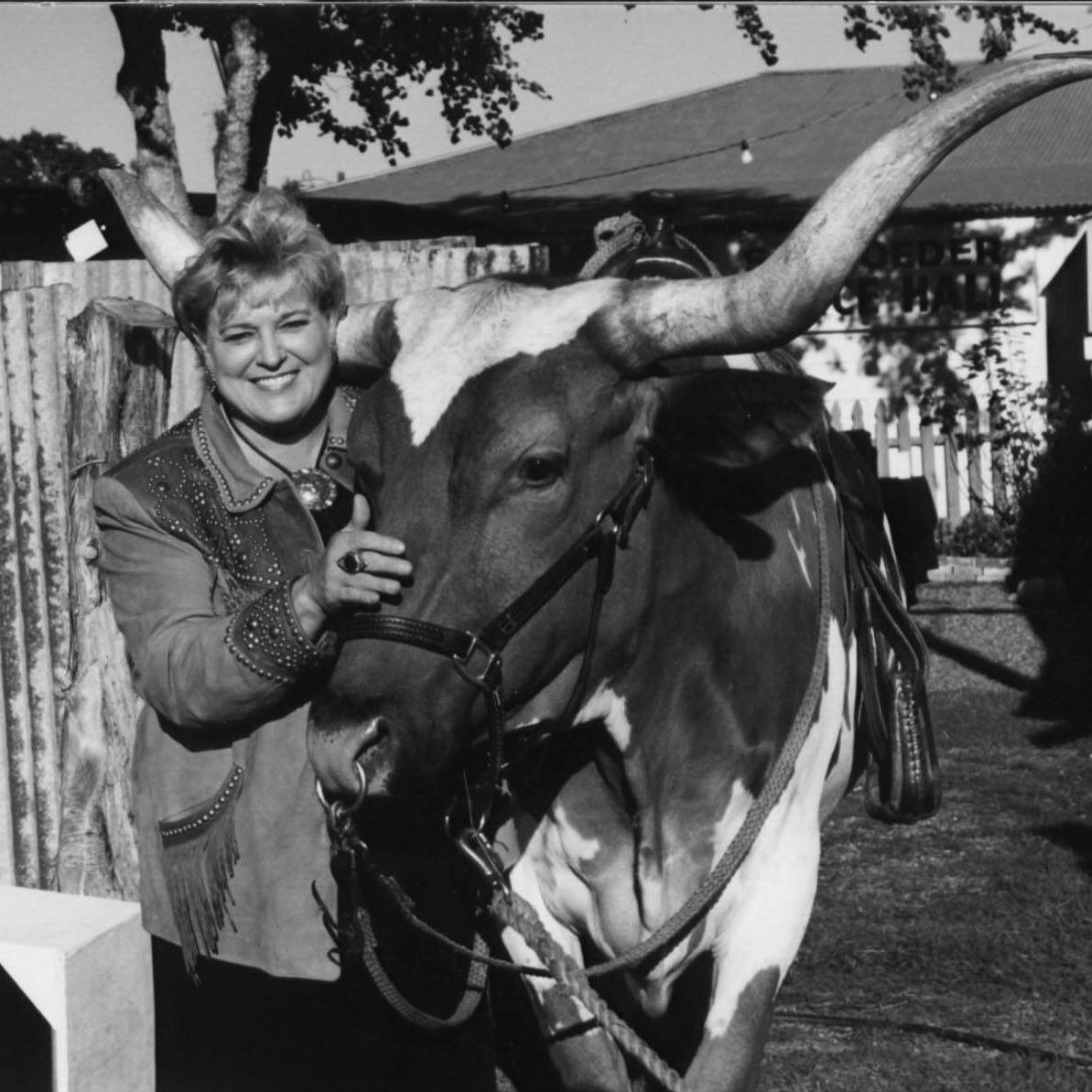 Lady of the Longhorns: Linda Marks Hooper