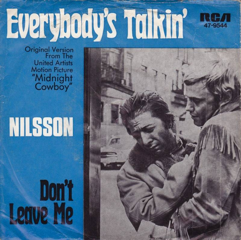 "The Story Behind the Song: How Midnight Cowboy Found ""Everybody's Talkin'"""