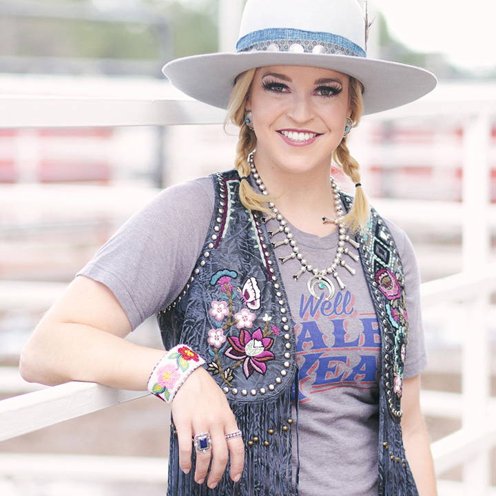 Miss Rodeo America 2016: Katherine Merck