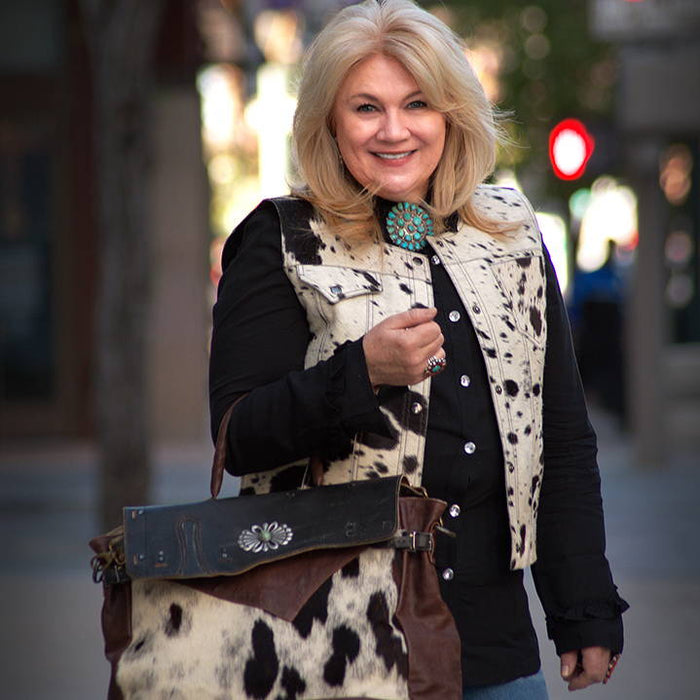 Ladies We Love: Angela Lieurance