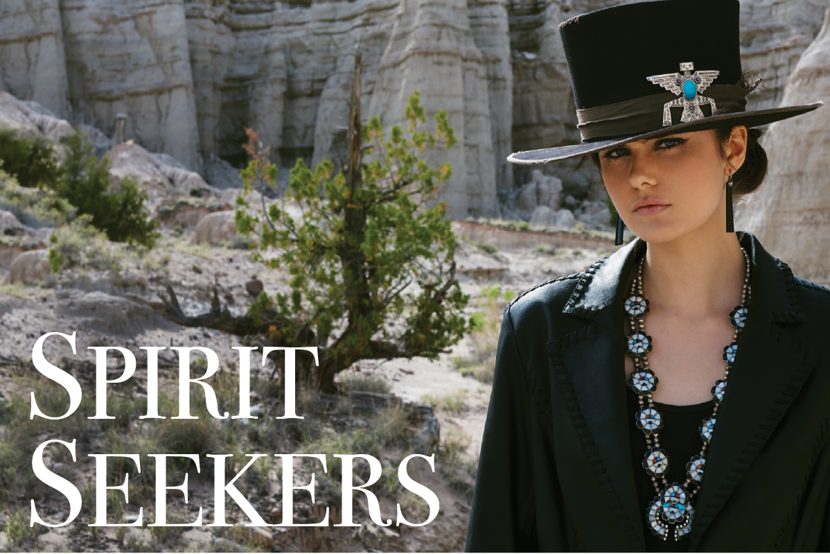 Spirit Seekers | Winter '17