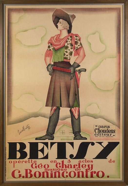 3 1927-French-Cowgirl-Poster-Betsy