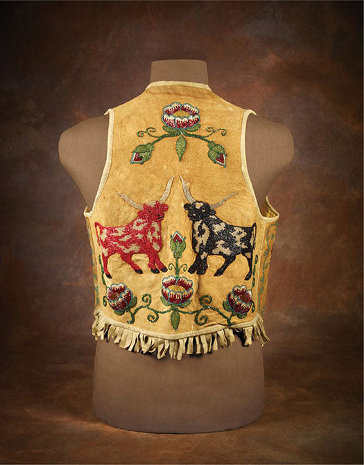 6 vintage-beaded-leathervest_back