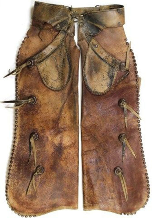 7 1940's-Pair-spotted-batwing-chaps