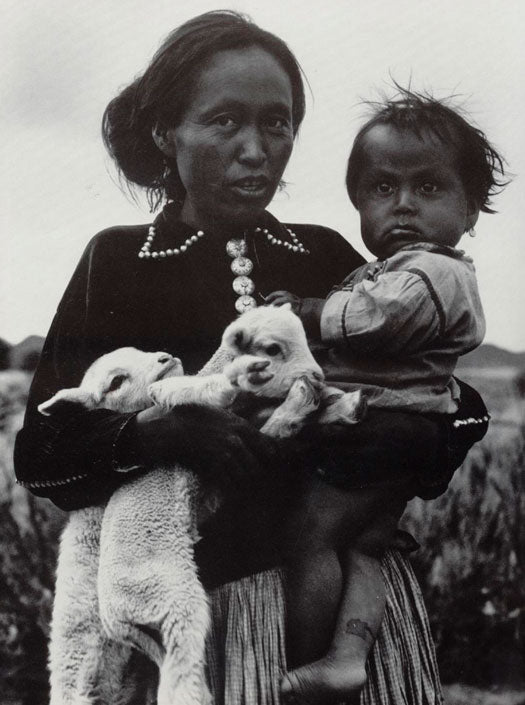 indian-woman-and-child