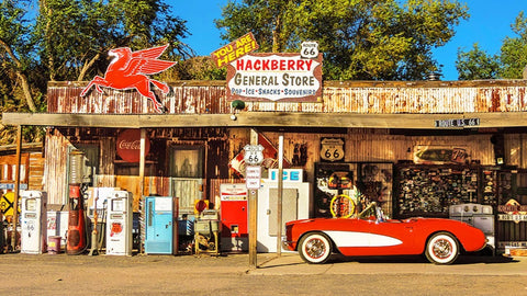 Hackberry General Store Route 66 Roadtrip