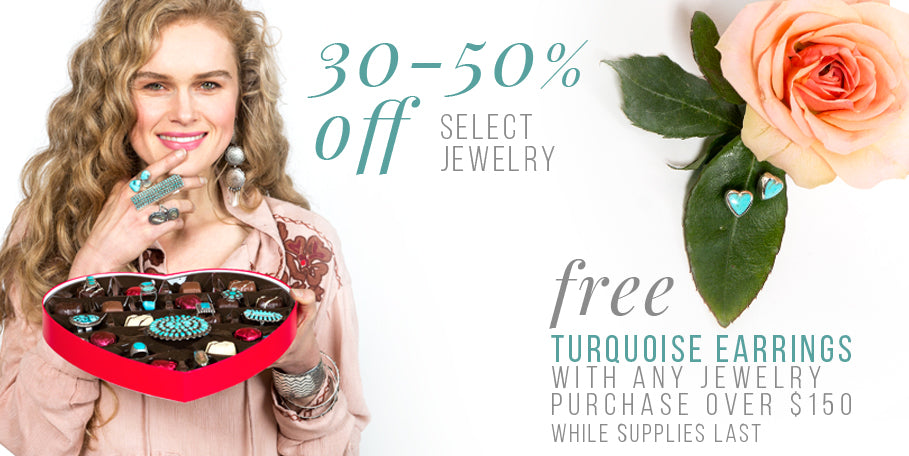 Valentine's Day Jewelry Sale