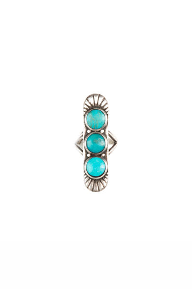 Ring, Collection, Turquoise, Lulang Forest
