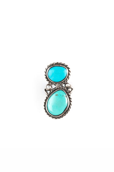 Ring, Collection, Nomad, Turquoise