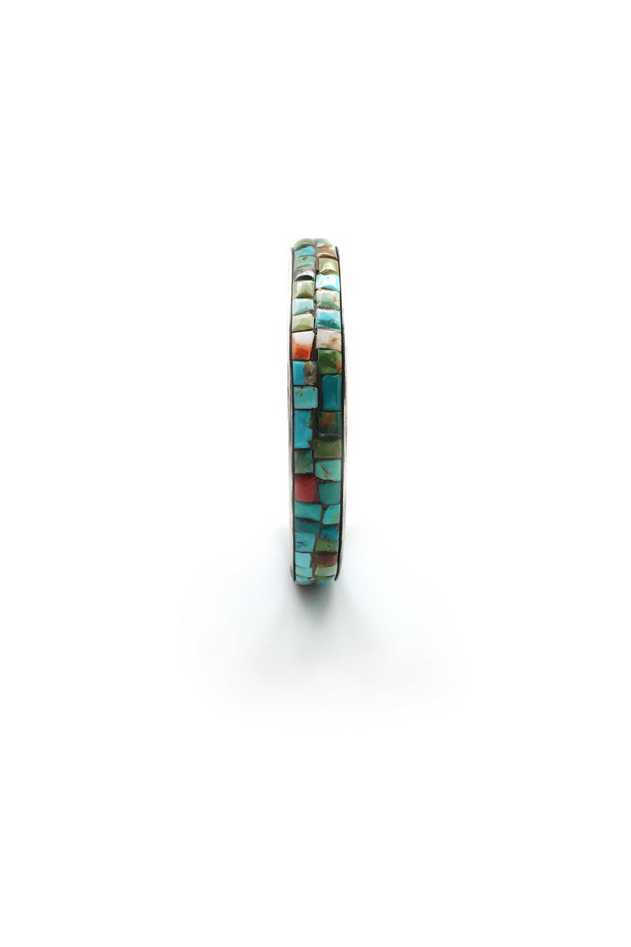 Palmyra Bangle in Turquoise Multi