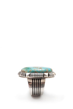 Ring, Turquoise, 288