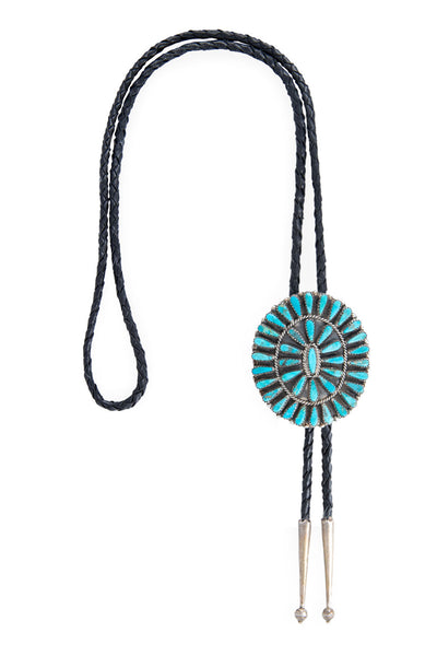 Bolo, Cluster, Turquoise, Vingage, 831