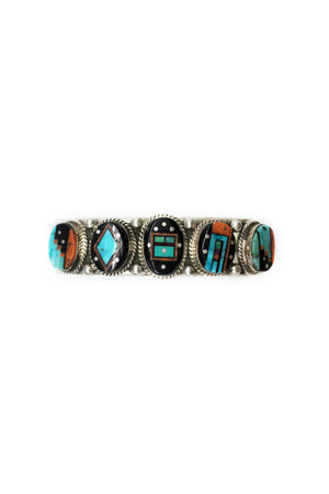 Cuff, Inlay, Larry McCora, 2139