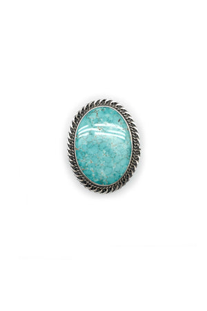 Ring, Turquoise, 333