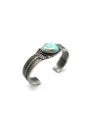 Cuff, Turquoise, Eugene Hale, 2131