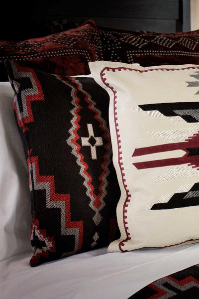 Pillow, Woven, Cross Canyon