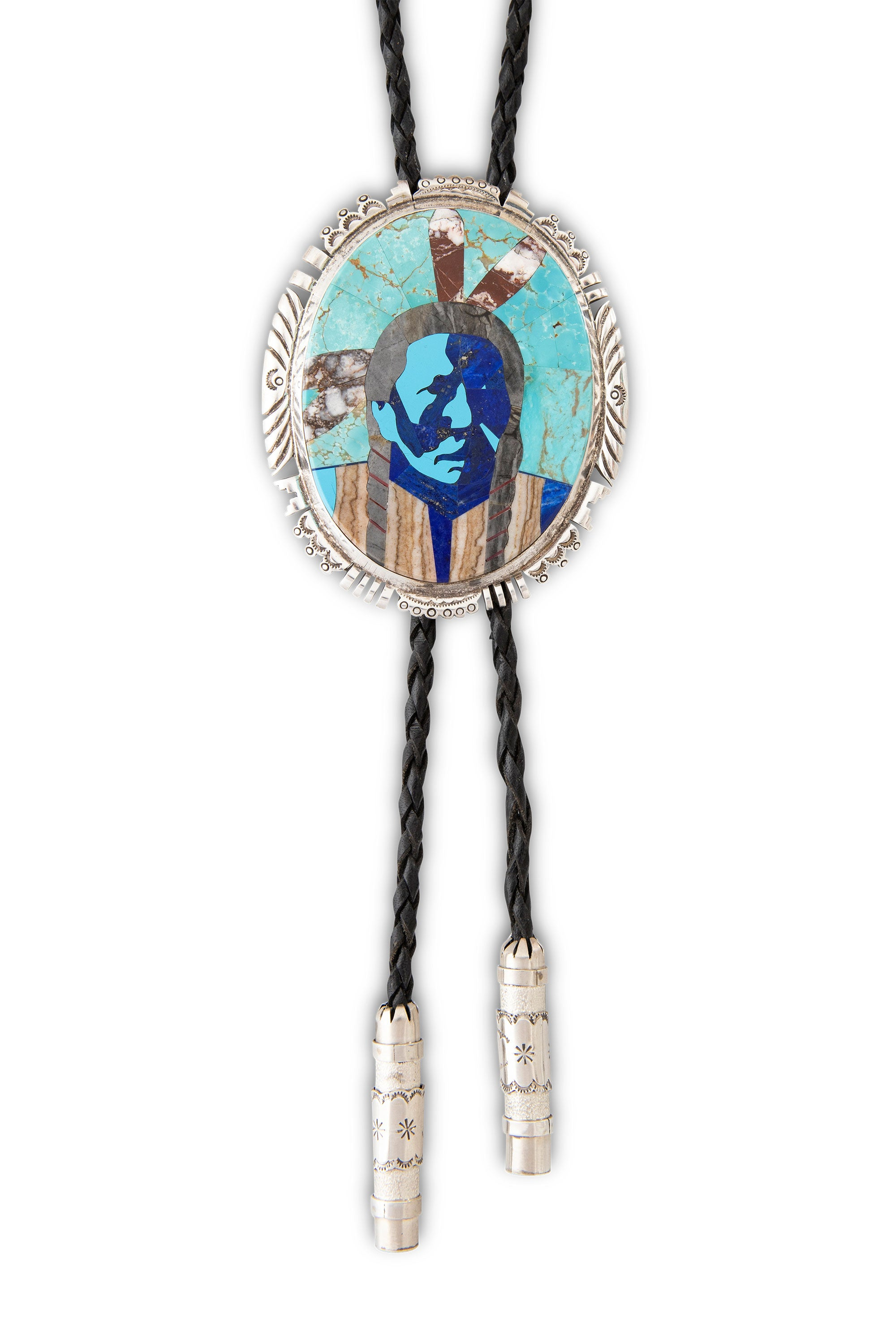 Bolo, Inlay, Chief Series, Calvin Desson, 780