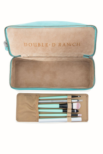 Travel Series - The Marfa Makeup Organizer