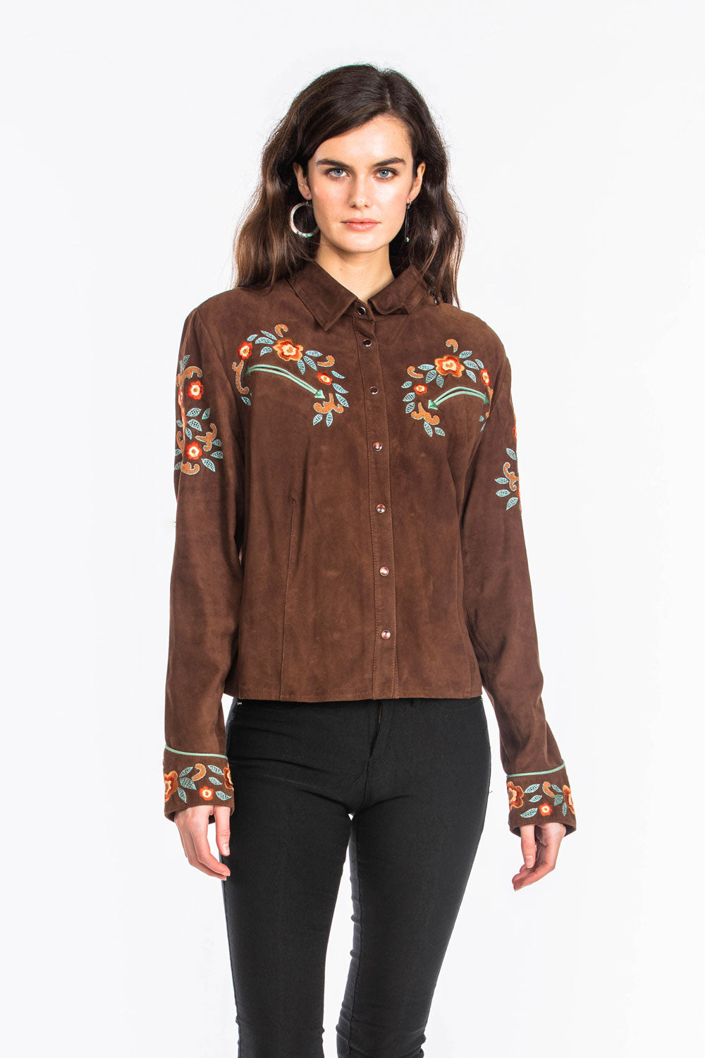 Vintage - Rose Rodeo Jacket