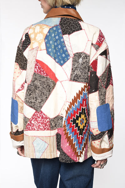 Bunkhouse Blanket Jacket