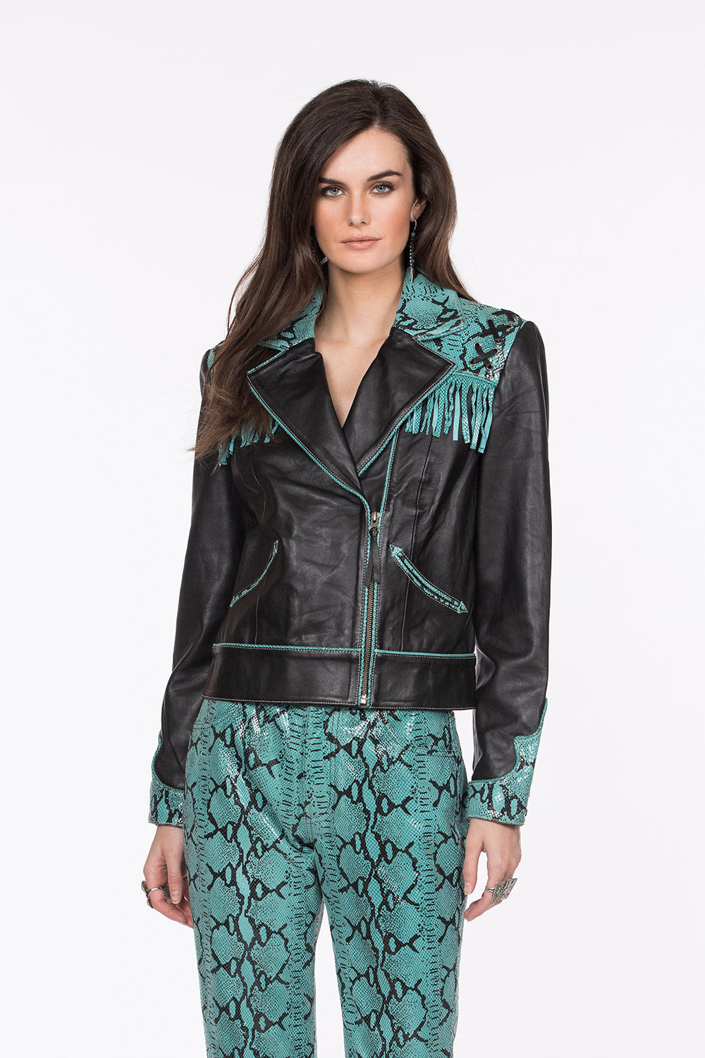 Louisiana Woman Jacket