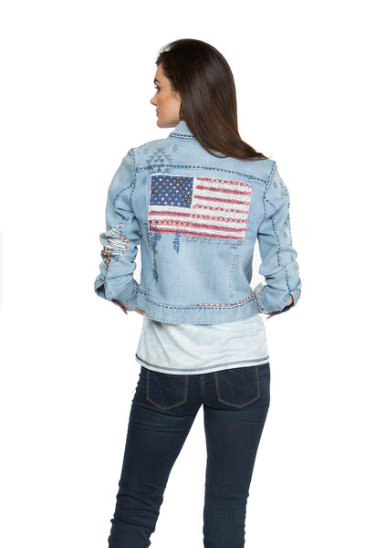 Flag Jacket for 30