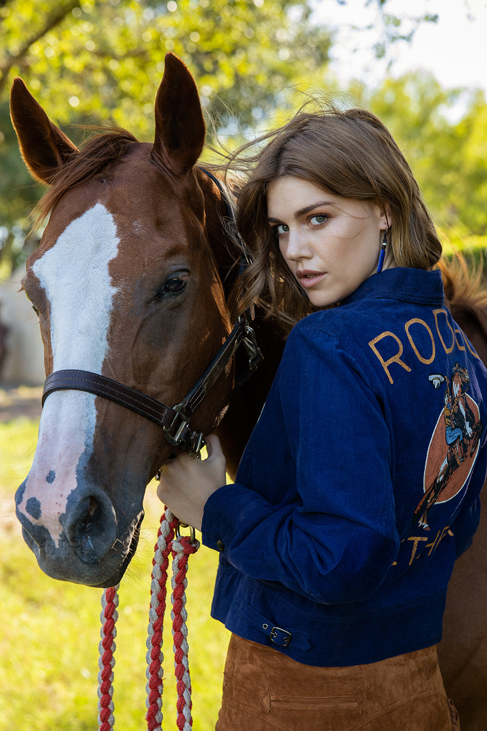 Rodeo Sweetheart Jacket