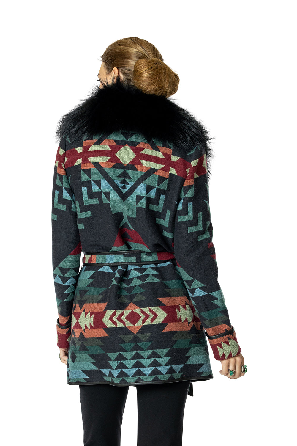 Taos Blanket Jacket
