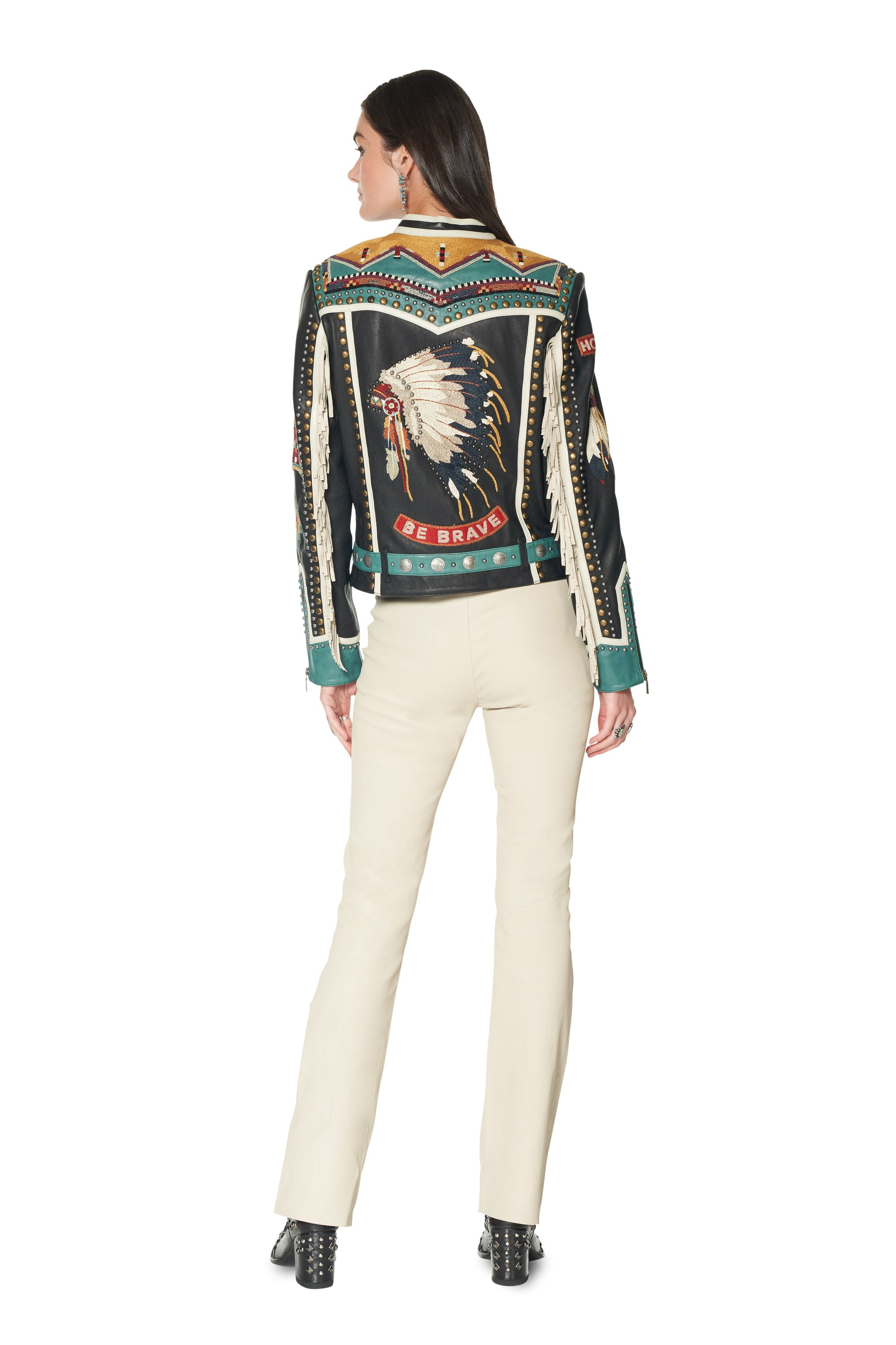 Last Comanche Chief Jacket