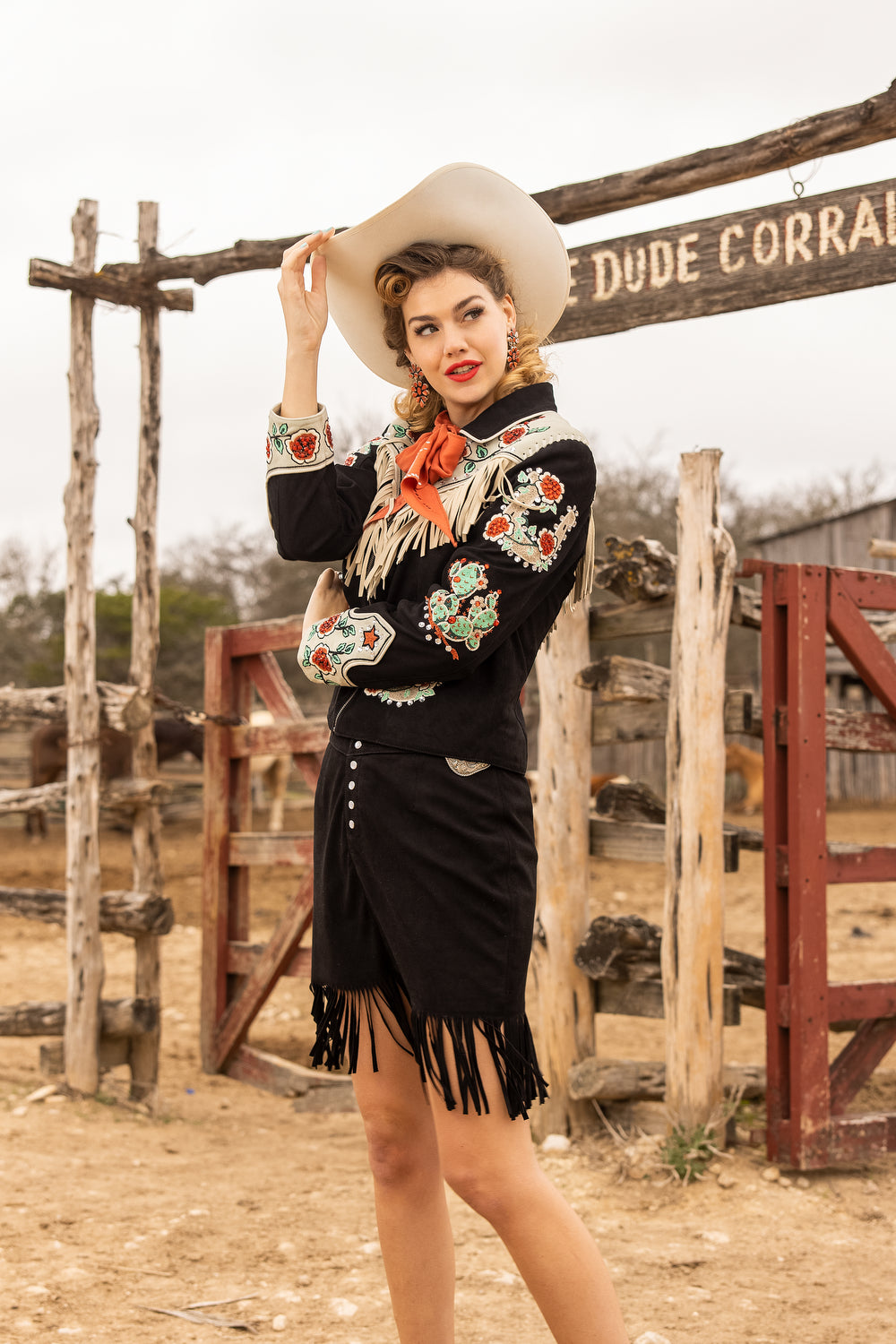 Cowgirl Queen Jacket