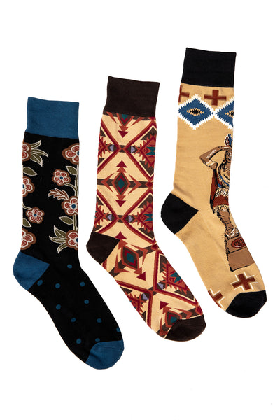 Socks, Cody Sock Pack - 3