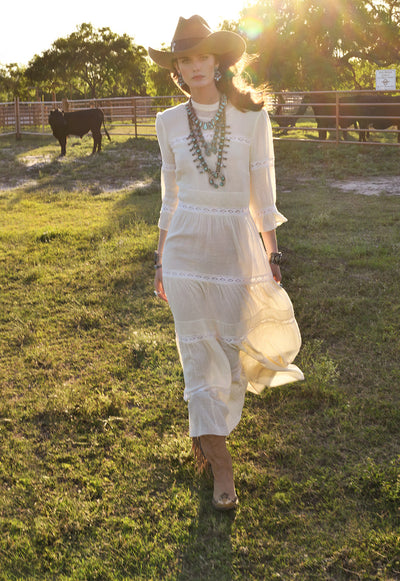 Homespun Dress