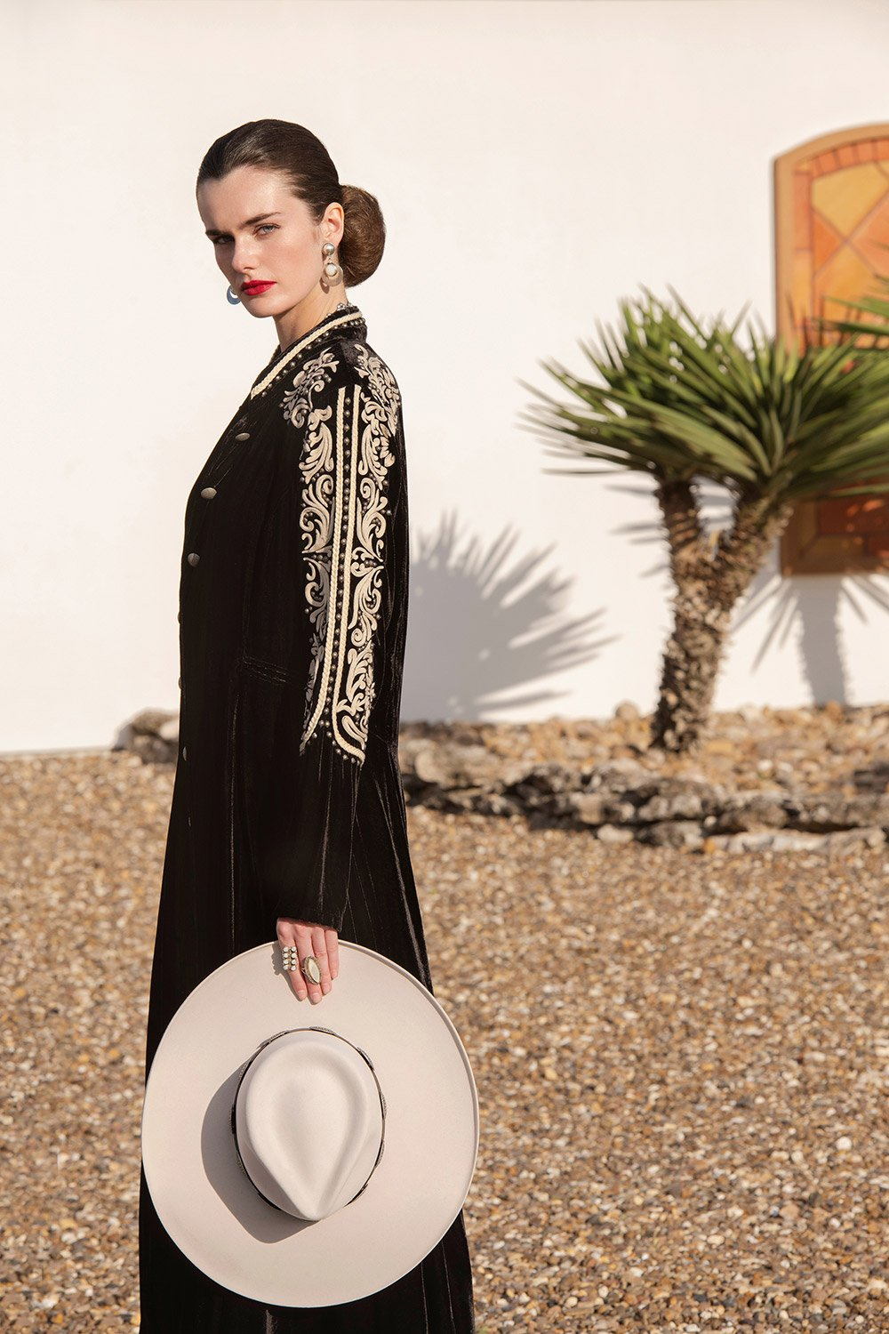 Las Espuelas Duster/Dress